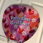 Be My Valentine Mylar