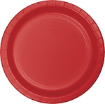 CLASSIC RED DINNER PLATE