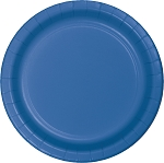 ROYAL BLUE LUNCHEON PLATE