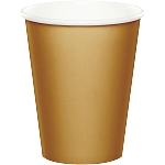 Glittering Gold9oz  24ct cups