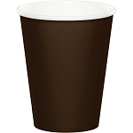 CHOCOLATE BROWN CUP