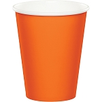 SUNKISSED ORANGE cups