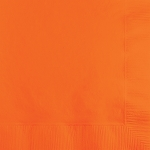 SUNKISSED ORANGE BEVERAGE NAPKIN