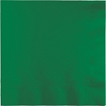 EMERALD GREEN LUNCHEON NAPKIN