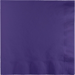 PURPLE LUNCH NAPKIN