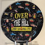 Over The Hill Mylar