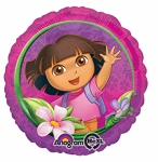 Dora the Explorer Mylar