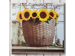 New Product - SUNFLOWER BASKET
